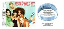 Rare Spice Girls 2 Become 1 CD 4 Track Wannabe Jr. Vasquez Remix CD