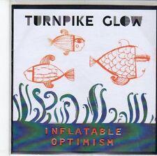 (EE878) Turnpike Glow, Inflatable Optimism - 2012 DJ CD