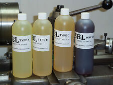 SOUTH BEND LATHE RECOMMENDED A, B, and C LATHE OILS
