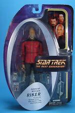 Star Trek TNG - Admiral William Riker NEW IN BOX