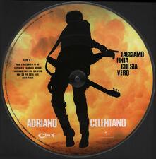 ADRIANO CELENTANO - FACCIAMO FINTA CHE SIA VERO - LP PICTURE DISC 2011