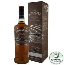 Bowmore White Sands 17 Jahre Islay Single Malt Whisky  Eichenfass 700ml 43%vol.