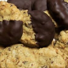 1/2 Order Chocolate Chip Pecan Cookies AND 1/2 Order Chocolate Dipped