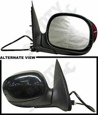 APDTY 066792 Side View Mirror - Right Power with Signal Black