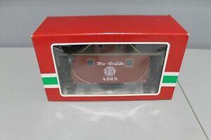 LGB 40650 Rio Grande Short Bobber Caboose G Scale with Original Box