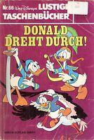Disney Comic - Lustige Taschenbücher Nr. 66 - 1. Aufl. Ehapa Verlag - deutsch