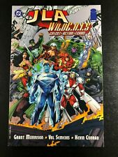 JLA Wild C. A. T. S. by Grant Morrison 1997 Printed in Canada