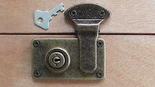 Caso di blocco/VALIGIA meccanismo di blocco/Stile Vintage Lock-prokraft RUPIA pakistana SCL
