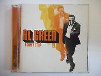 AL GREEN : I CAN'T STOP  || CD ALBUM | PORT 0€