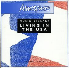 Atmosphere Music Library Atmos CD20 / Living In The USA - MINT