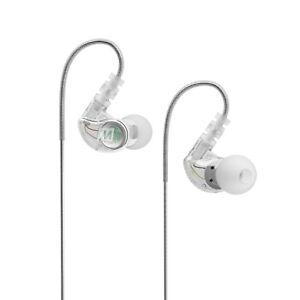 MEE audio M6 Memory Wire In-Ear Wired Sports Earbud Headphones