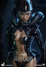 Hot Toys 1/6 Alien Vs Predator AVP Hot Angel Alien Girl  New