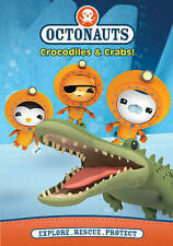 Octonauts: Crocodiles  Crabs (DVD, 2015) NEW FREE SHIPPING!!
