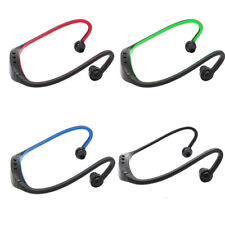 Bluetooth Neckband Wireless Stereo Headphones Earphones Sports For Gym Running
