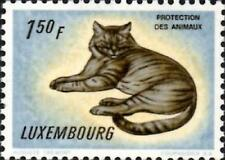 (Ref-12843) Luxembourg 1961 Animal Protection  1f.50 Cat  SG.692 Mint MNH