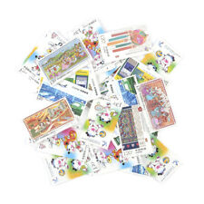 Lot Worldwide Collection Stamps Off Paper Many Countries ! DIFFERENT SHEETS