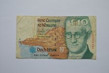 More details for 1994 irish  ireland £10 ten pound  circulated bank note