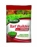 Scotts 38605A Turf Builder Winterguard Lawn Fertilizer, 5M