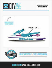 Seat Skin Cover SPI RX DI GSX GSI HX SP XP SPX SEA DOO TEAL 91 92 93 94 95 96+