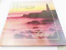 IN CLASSICAL MOOD SOLITUDE  CD & BOOKLET BOOK VGC MOZART BEETHOVEN PIANO