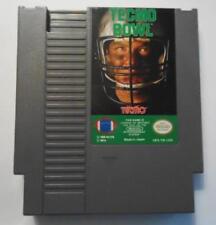 NES Nintendo TECMO BOWL -1989  3 Screw