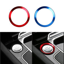 For VW Golf 7 MK7 GTI R Jetta CC Arteon Car Start Engine Stop Button Cover Trim