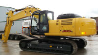 New Holland E385C Crawler Excavator Hino Engine Official Workshop Service Manual