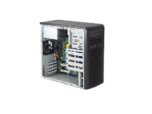 SuperMicro CSE-731I-300B Mini Tower Chassis