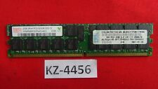 2gb Hynix ddr2-400 pc2-3200r ECC REG server-RAM HYMP 525r72cp4-e3 39m5812
