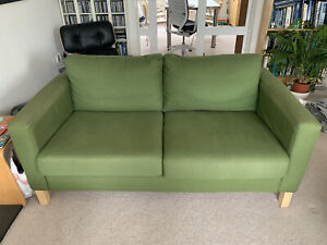 Karlstad 2 seater sofa covers - GREEN