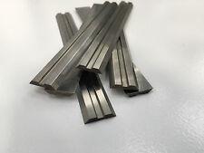 230mm CentroLock 18% HSS Planer Blade For WADKIN Moulder - 1 Pair