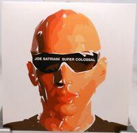 Joe Satriani + CD + Super Colossal + 13 starke Rock Songs + Special Edition +