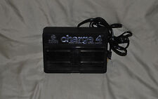 Nice GE CHARGE 4 NICKEL-CADMIUM BATTERY CHARGER CHARGES UP TO 4 AA, C,D 9V NiCd