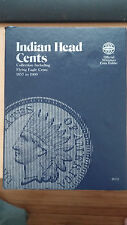 NEARLY COMPLETE  SET OF INDIAN HEAD PENNIES- 51 COINS, AVERAGE GRADES!!