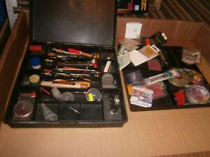 Fishing Tackle box , FLOATS , HOOK,S , BOX JOB LOT NO 5