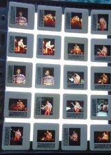Original 20 35mm Slide Lot Chuck Berry VINTAGE RARE!