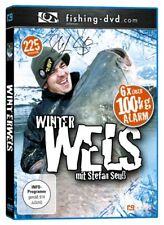 Stefan Seuß Winterwels DVD Wallerangeln - Welsangeln: 6 Waller über 100kg