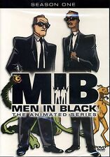 MEN IN BLACK THE ANIMATED SERIES FIRST SEASON 1 ONE(DVD 2012)Brand New