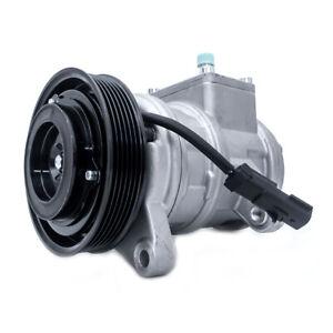 New A/C Compressor CO 22034C 55116144AB For Jeep Grand Cherokee Wrangler TJ 4.0L