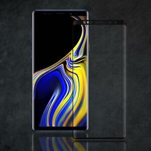 Panzerfolie PET Display Schutz Folie fürSamsung Galaxy Note 9  PET Folie Curved