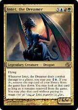 INTET, THE DREAMER Planar Chaos MTG Gold  Creature — Dragon RARE
