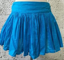 Zara Cotton Short/Mini Skirts for Women