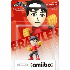 Nintendo amiibo Smash Mii Fighter