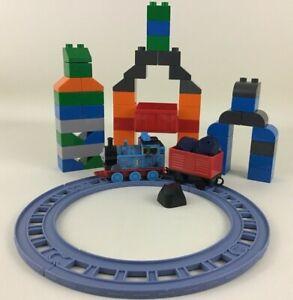 Blue Mountain Coal Mines Mega Bloks Junior Builder Building Toy 99% Complete