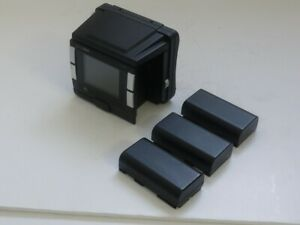 Phaseone P25+ Digital Back for Mamiya/Phaseone 645, 22MP + cover & 3 x Batteries