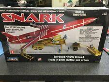 Lindberg 1/48 scale Snark Guided Missile model kit