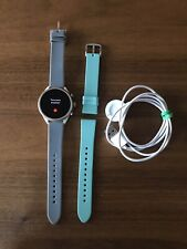 Fossil Q Sport Smartwatch Gen 4 Grey/ With Mint Strap