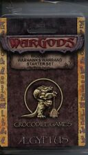 WarGods of Aegyptus Asar Warhawks Warband Starter Set