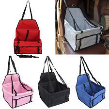 More details for folding pet dog cat car seat safe travel carrier kennel puppy handbag sided bag