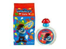 The Smurfs Papa Eau de Toilette 50ml Spray EDT For Children